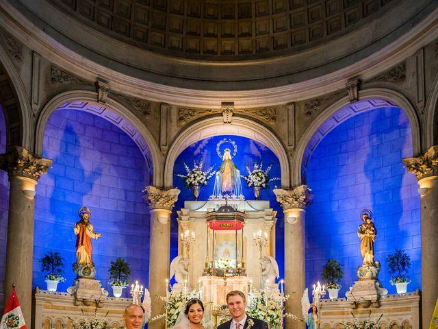 El matrimonio de Alex y Xiomara en Lima, Lima 49