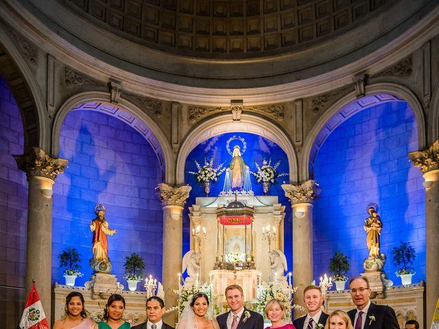 El matrimonio de Alex y Xiomara en Lima, Lima 50