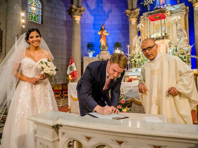 El matrimonio de Alex y Xiomara en Lima, Lima 51