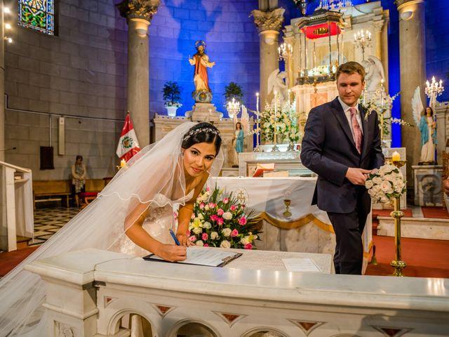 El matrimonio de Alex y Xiomara en Lima, Lima 52