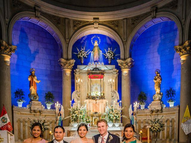 El matrimonio de Alex y Xiomara en Lima, Lima 54