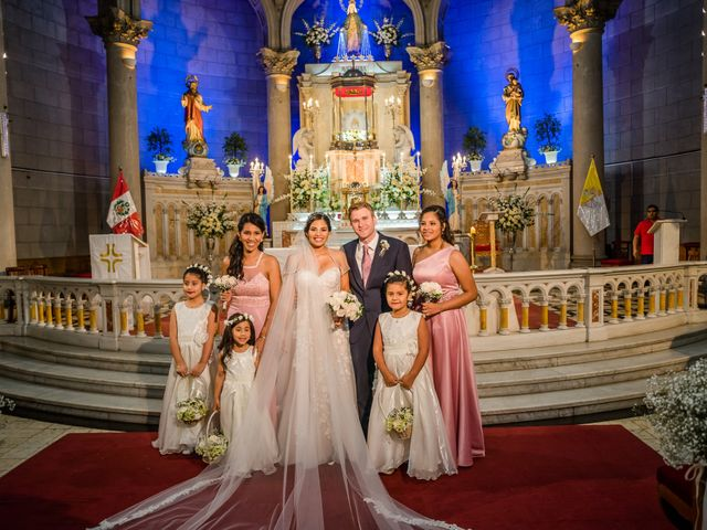 El matrimonio de Alex y Xiomara en Lima, Lima 55