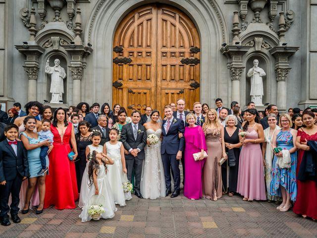 El matrimonio de Alex y Xiomara en Lima, Lima 63
