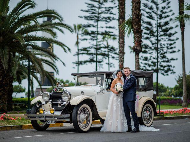 El matrimonio de Alex y Xiomara en Lima, Lima 69
