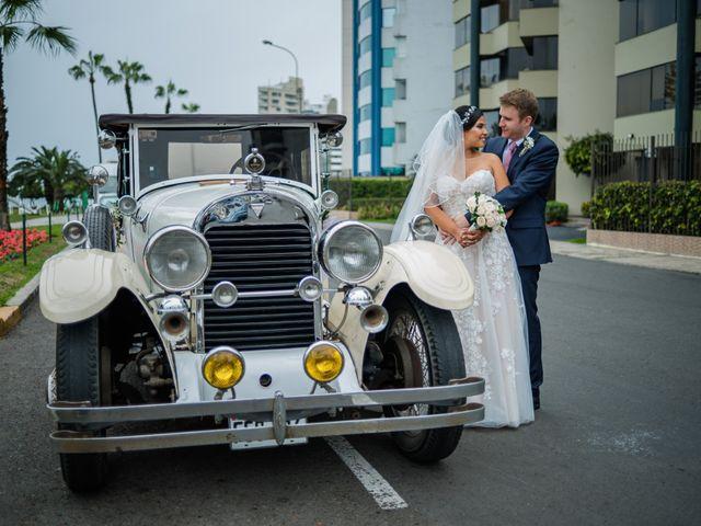 El matrimonio de Xiomara y Alex