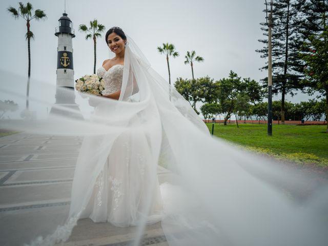 El matrimonio de Alex y Xiomara en Lima, Lima 76