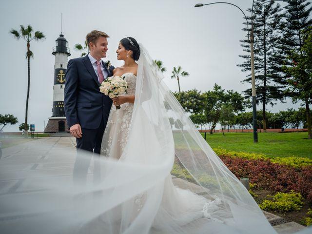 El matrimonio de Alex y Xiomara en Lima, Lima 77