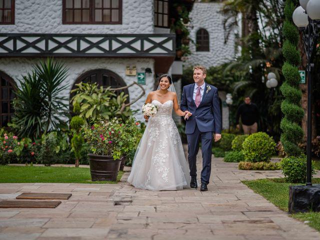 El matrimonio de Alex y Xiomara en Lima, Lima 91