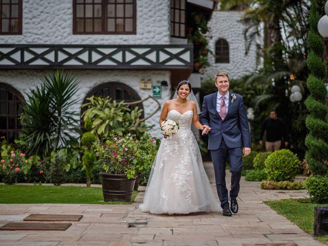 El matrimonio de Alex y Xiomara en Lima, Lima 92