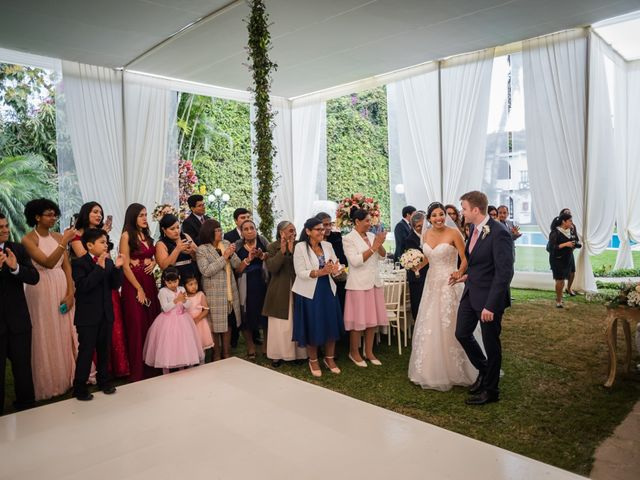 El matrimonio de Alex y Xiomara en Lima, Lima 94