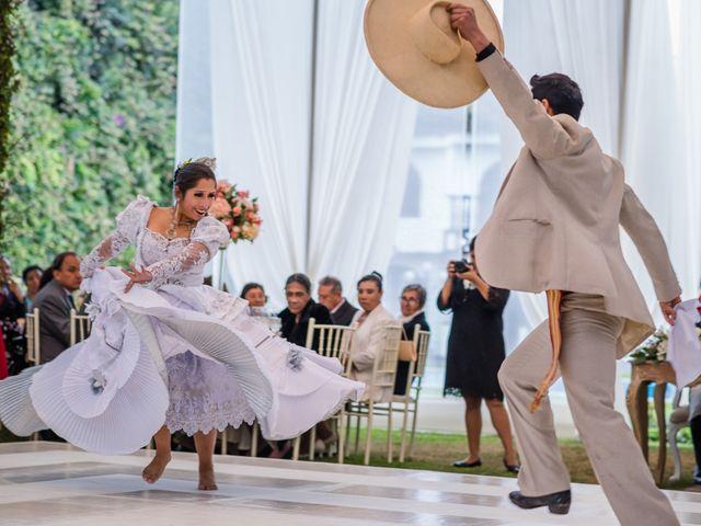 El matrimonio de Alex y Xiomara en Lima, Lima 119