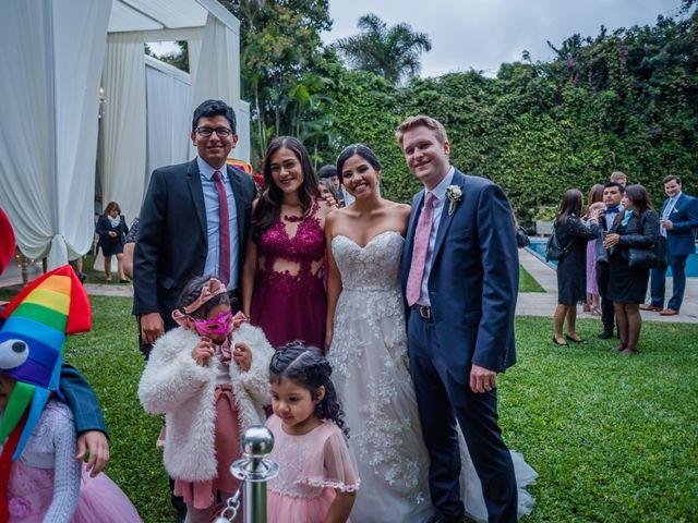 El matrimonio de Alex y Xiomara en Lima, Lima 125