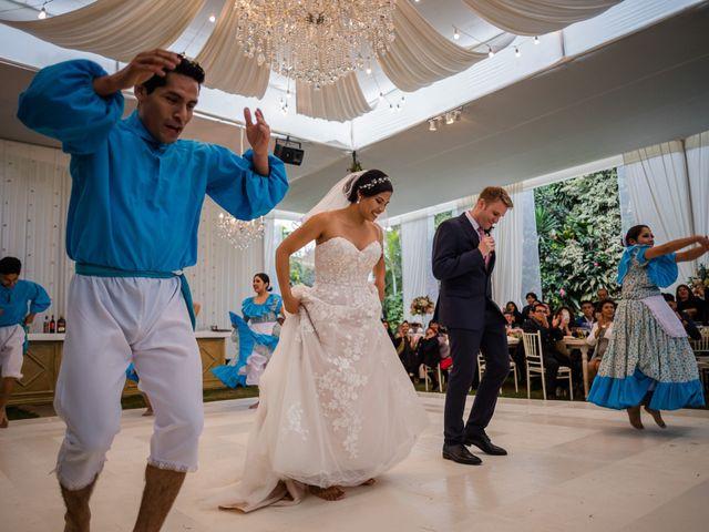 El matrimonio de Alex y Xiomara en Lima, Lima 126