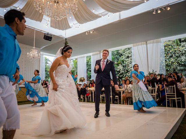 El matrimonio de Alex y Xiomara en Lima, Lima 127
