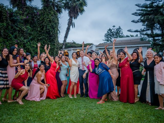 El matrimonio de Alex y Xiomara en Lima, Lima 172