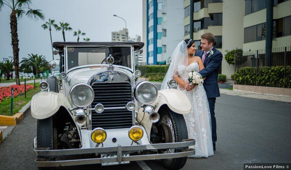El matrimonio de Alex y Xiomara en Lima, Lima
