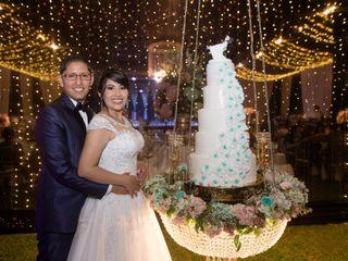 El matrimonio de Ruth y Giancarlo