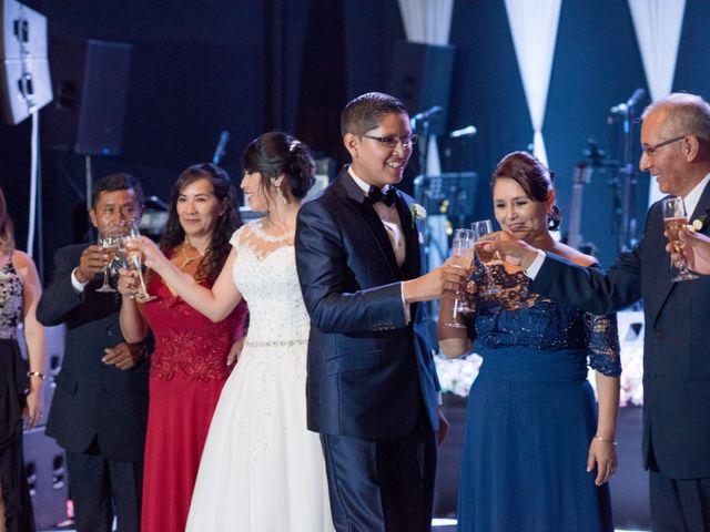 El matrimonio de Giancarlo y Ruth en Lima, Lima 2