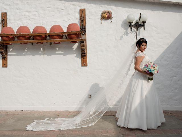 El matrimonio de Giancarlo y Ruth en Lima, Lima 21
