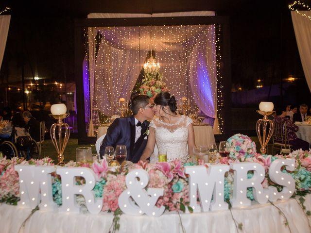 El matrimonio de Giancarlo y Ruth en Lima, Lima 67