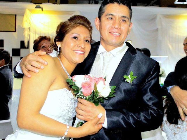 El matrimonio de María y Luis