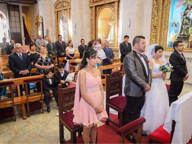 El matrimonio de Christhoper y Ana en Arequipa, Arequipa 6