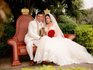 El matrimonio de Maritza y Alex