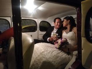 El matrimonio de Angélica y Juan Carlos 1
