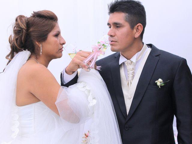 El matrimonio de Clara y Pablo