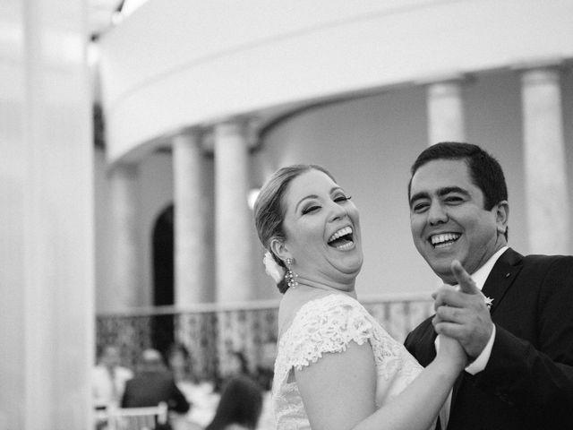 El matrimonio de Mariagracia y Rafael