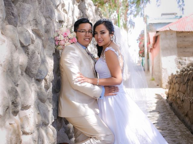 El matrimonio de Estefania y William