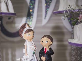 El matrimonio de MIlagros y Jorge 3