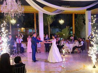 El matrimonio de Vania y Jorge