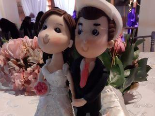 El matrimonio de Vania y Jorge 2