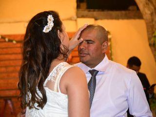 El matrimonio de Astrid y José  2