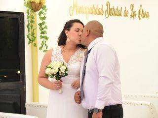 El matrimonio de Astrid y José  3