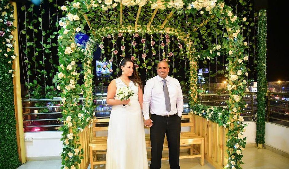 El matrimonio de José  y Astrid en Lima, Lima