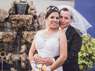 El matrimonio de Juanita y Carlos