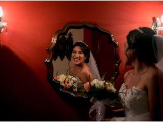 El matrimonio de Natalie Rona y Miguel Raúl Manrique 2