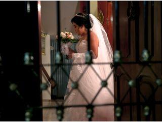 El matrimonio de Natalie Rona y Miguel Raúl Manrique 3