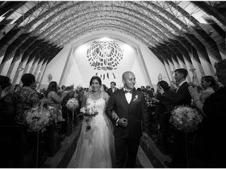 El matrimonio de Natalie Rona y Miguel Raúl Manrique