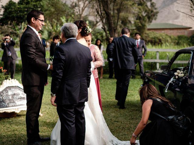 El matrimonio de Jimmy y Iris en Cieneguilla, Lima 7