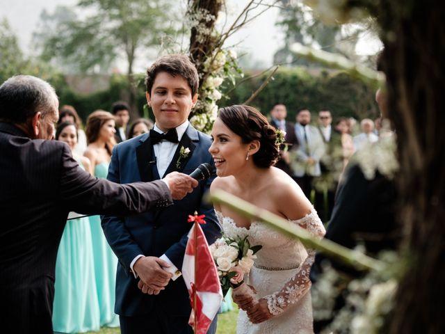 El matrimonio de Jimmy y Iris en Cieneguilla, Lima 9