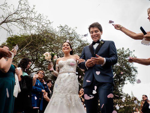El matrimonio de Jimmy y Iris en Cieneguilla, Lima 1