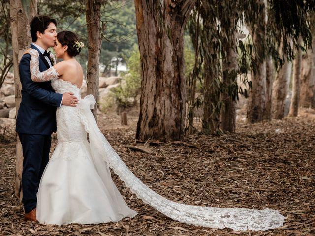 El matrimonio de Jimmy y Iris en Cieneguilla, Lima 14
