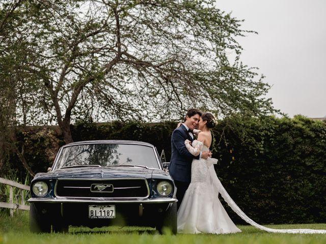 El matrimonio de Jimmy y Iris en Cieneguilla, Lima 16