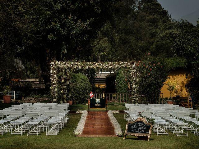 El matrimonio de Jimmy y Iris en Cieneguilla, Lima 20