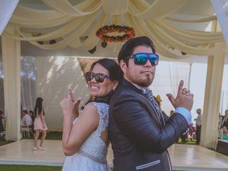 El matrimonio de Jhoa y Ugo