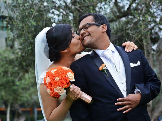 El matrimonio de Mari Carmen y Donald