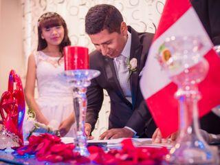 El matrimonio de Hilda y Alan 3